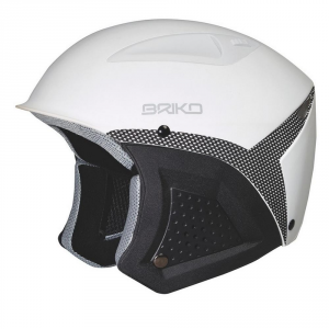 BRIKO Casco sci discesa unisex in-moulding technology FREEMONT bianco 100352