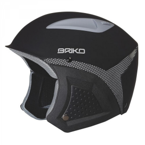 BRIKO Casco sci discesa unisex in-moulding technology FREEMONT nero 100352