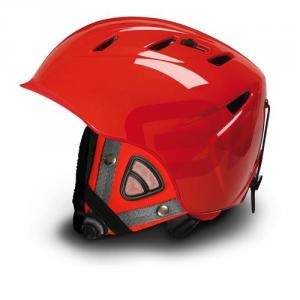 Briko casque de snowboard ski alpin unisexe CONCOURS 10,0 rouge 100354
