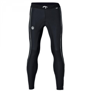 Briko Pants Winter Nordic Walking Man Training Tight Black White 100429