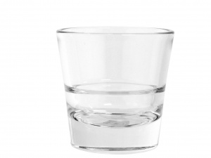 BORGONOVO Set 12 Bicchieri vetro conic amaro bass Arredo Tavola