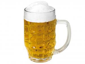 BORMIOLI ROCCO Set 6 Bicchieri In Vetro Birra Malles Con Manico 0.5 Arredo Tavola