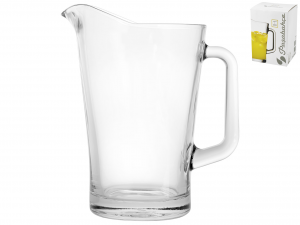 PASABAHCE Glass Pitcher Festival Lt1.8 Home Decoration Home Furnishing