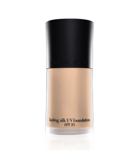 ARMANI Lasting Silk Uv Fondotinta 04 Light Sand Base Trucco E Make Up