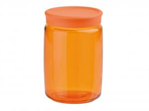 BORMIOLI ROCCO Set 6 Vessels Glass Giara Spr / Orange Lt 1 Decoration House