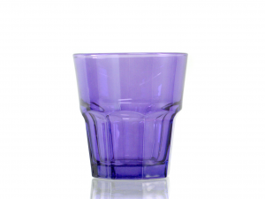 CHIO Set 6 cups water medina 27 lilac Glasses and wine glasses