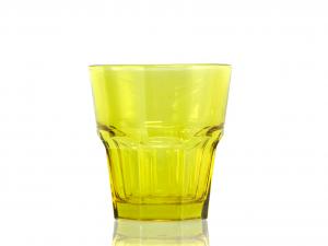 CHIO Set 6 Bicchieri medina acqua 27 giallo Arredo Tavola