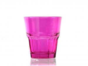 CHIO Set 6 cups water medina 27 fuchsia Glasses and wine glasses
