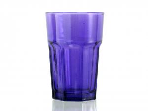 CHIO Set 6 Glasses medina drink 35 lilac Glasses and wine glasses