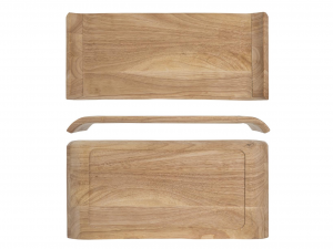 ARC hölzern Tablett Mekkano 39,5x19 cm Holzküchenartikel online