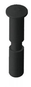 Set 12 Spina Mm 75X38 Per Cardini Con Foro Verniciatonera Ferramenta Serramenti Accessori