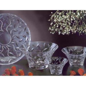 RCR Rcr-Mittel Glas Laurus 33 Besteck Und Küchenbesteck