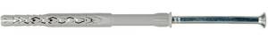 Set 50 Tassello FISCHER Nylon Con Vite Sxrl 10X200T E-100 Ferramenta