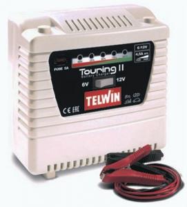 TELWIN Caricabatterie  Touring 11 6-12 V Utensileria