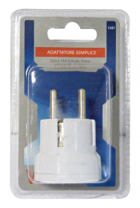 Material Electric Adapter Simple Sp.sch.pr10-16 1587 Material Electric