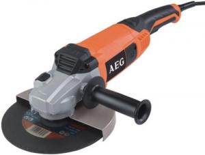 AEG Grinder Ws 22-230 Mm Dms 230 Watt 2200