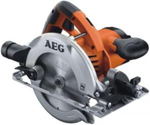 AEG Sega Circolare  Ks 55-2 Lama Mm 165 Watt 1200 Utensileria