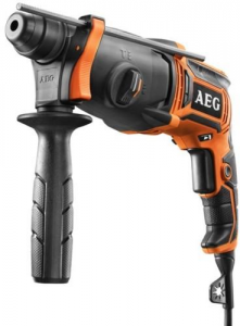 AEG Hammer drill Bh 24Ie SDS-Plus 800 Watt Tools