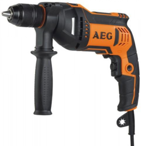 AEG Drill Percussion Sbe 705 King 705 Watt Tools