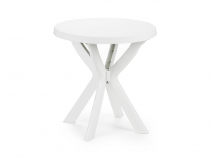 Don Resin Round Table 70 Cm Bb