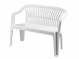 CAMPEX Panchina divanetto diva resina Arredamento giardino
