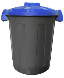 Garbage Garbage Dusty polypropyle. Lt 25 Coper. Blue House Products