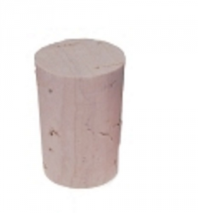 Set 250 Cork stopper conical 21x27 Mm E-100 Gardening Winemaking