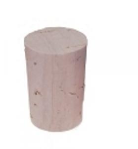 Set 100 Tappo Sughero Conico Mm 22X40 E-100 Giardinaggio Enologia
