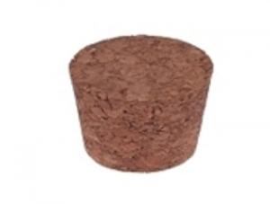 Set 50 Tappo Sughero Per Damigiane Mm 55X60 Giardinaggio Enologia