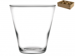 HOME Tray 6 Glass Glasses Fuji 28 cl Furniture Table