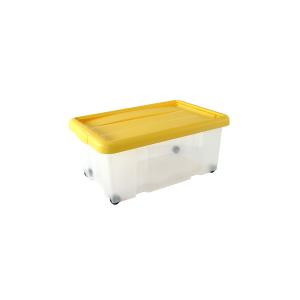 TONTARELLI Contenitore puzzlebox coperchio scatto 60x40 Riordino e Lavanderia