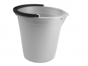 TONTARELLI Assorted colored plastic bucket lt10 Laundry