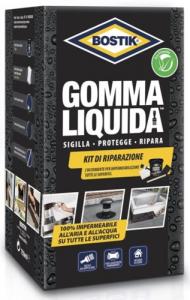 Gomma Liquida BOSTIK Kit Di Riparazione Ml 750 Colori Prodotti Riparazione