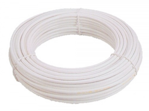 MT 100 Rubber Flexible Cable White 3X1 Imq Material Electric Industrial