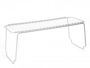 METALTEX rectangular shelf 45x19x18 space Home furniture and furnishing