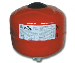 Vaso Cilindrico Per Autoclavi Lt 8 Attacco 3.4 Ac Idraulica Pompe Elettriche