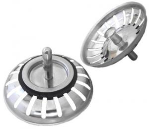 Set 5 Tappo Per Pilettone Modello Standard Idraulica