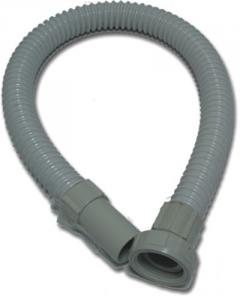 Raccordo Rapido Plastica Flessibile Cm 75 Per 1-1.4 Idraulica
