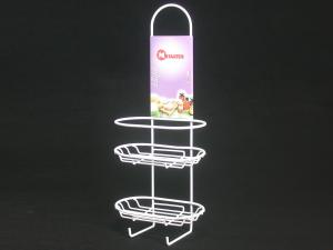 METALTEX Shelf shower ellipse Home furniture and furnishing