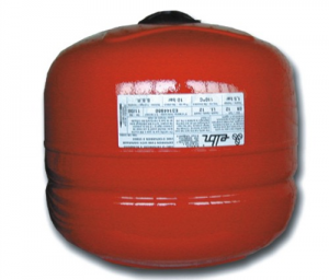 Vaso Espansione Chiuso Per Riscaldamento Lt 18 Er Idraulica Pompe Elettriche