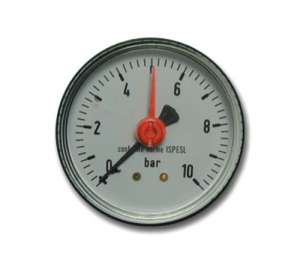 To gauge autoclaves Attack Rear M-63 0-10 Hydraulics Electric Pumps