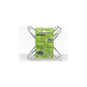 CAPER Confezione 2 riduttori gas inox cm12 Utensili da cucina