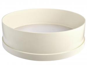 COSMOPLAST Setaccio Rete Nylon Mm0.5 Cm30 Utensili Da Cucina