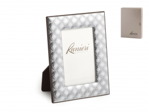 HOME Ranieri Silver Photo Frame 9X13 Cm Frames And Mirrors