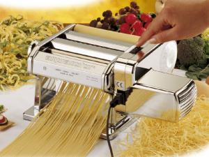 MARCATO Elektrische Nudelmaschine ampiamotor Elektrische Küchengeräte