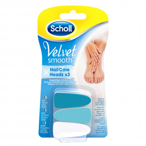 Scholl Lime For Kit Electronic Nail Care Cure Feet And Hands Pedicure
