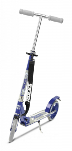 Roces Monopattino Scooter In Aluminum For An Adult Voov 2.0 Blue Gray Wheels From 205 Mm - 30558_003