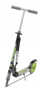 ROCES Monopattino Scooter in alluminio per adulto VOOV 2.0 Nero - Verde ruote da 205 mm - 30558_002