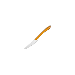 AMEFA Set 6 Coltelli da tavola eclat manico arancio Arredo Tavola