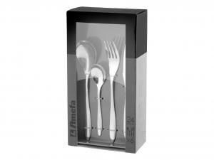 AMEFA Servizio Posate 24 Pezzi Acciaio Inox Actual Articoli da cucina